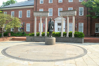 Thurgood Marshall memorial, Annapolis, MD